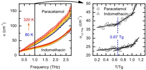 A new method for prediction of amorphous drug stability