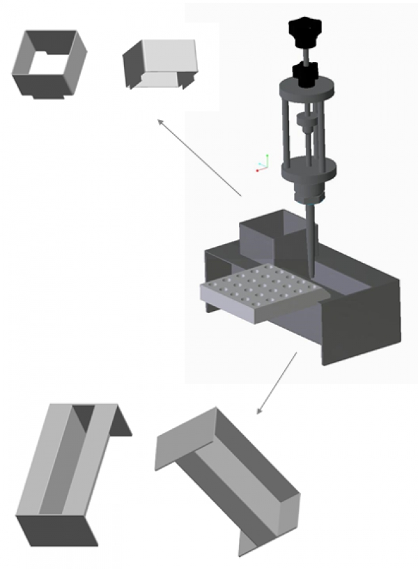 Novel stand-alone test tool for scientific qualification of a dosator capsule filling process